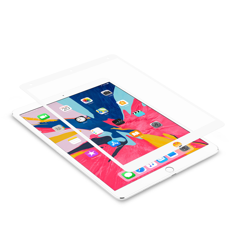 Moshi - iVisor AG iPad Air 2019 / Pro 10.5 Screenprotector Wit 03