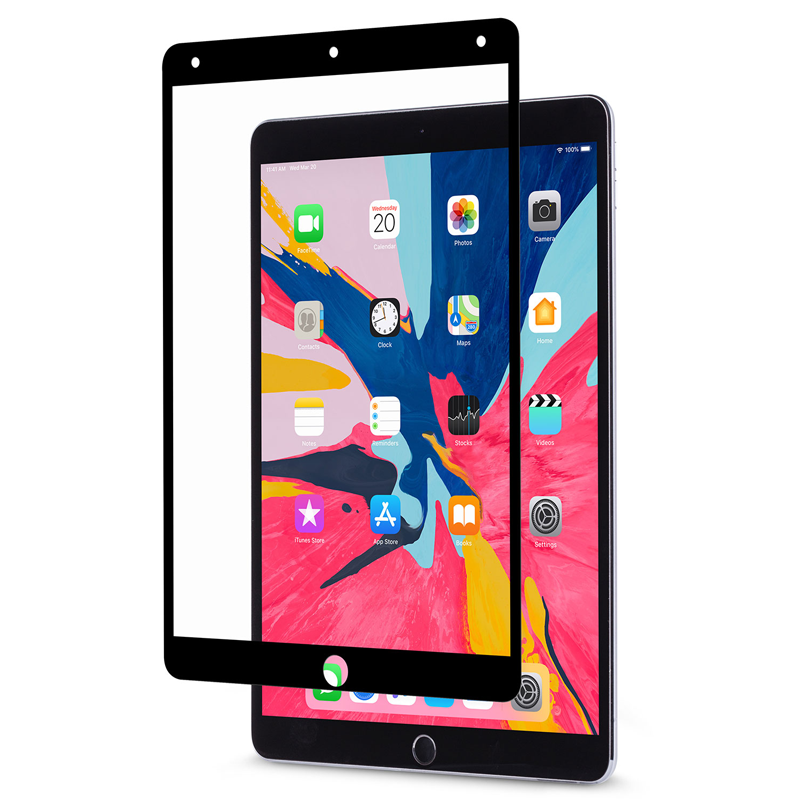 Moshi - iVisor AG iPad Air 2019 / Pro 10.5 Screenprotector Zwart 03