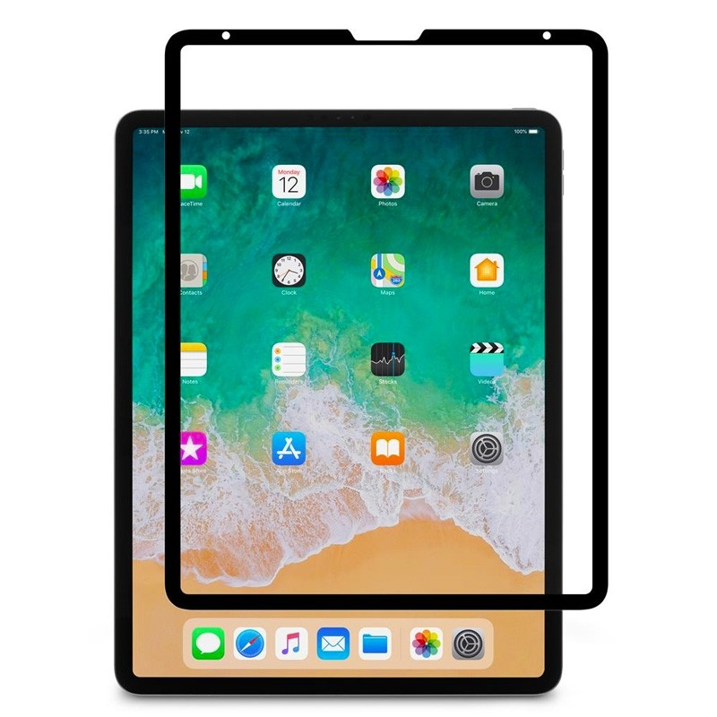 Moshi iVisor AG iPad Pro 12.9 inch (2018) Zwart - 1
