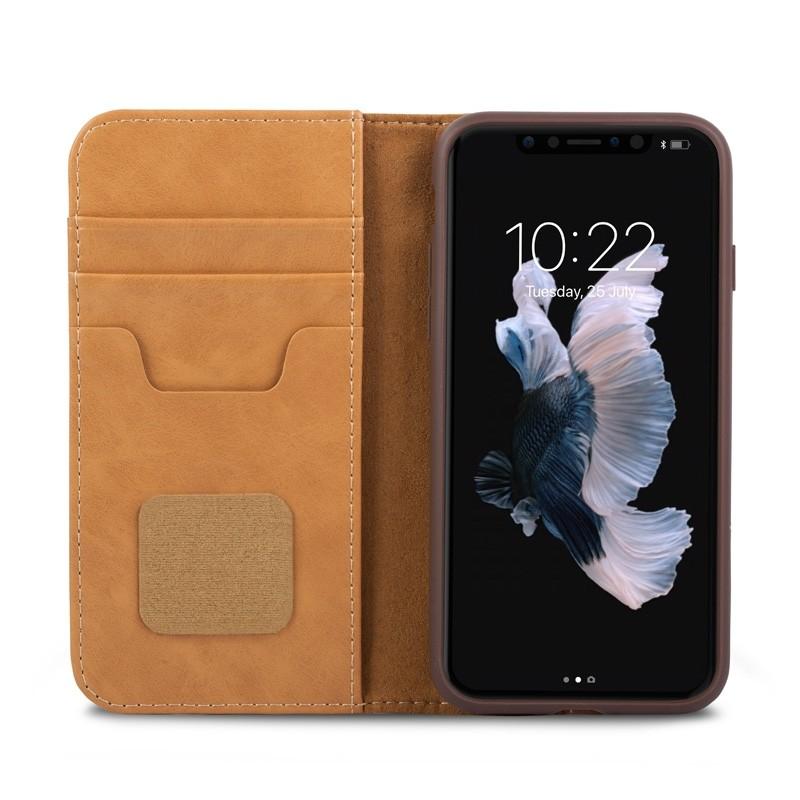Moshi Overture iPhone X/Xs Wallet Luna Pink - 1