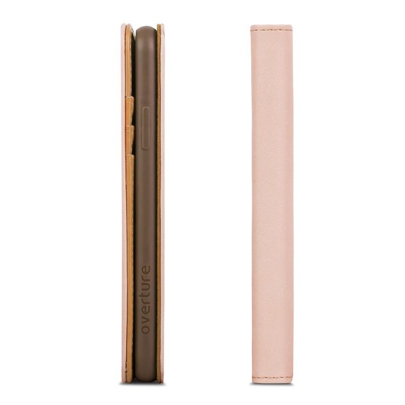 Moshi Overture iPhone X/Xs Wallet Luna Pink - 4