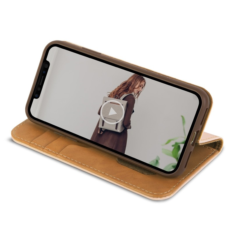 Moshi Overture iPhone X/Xs Wallet Luna Pink - 5