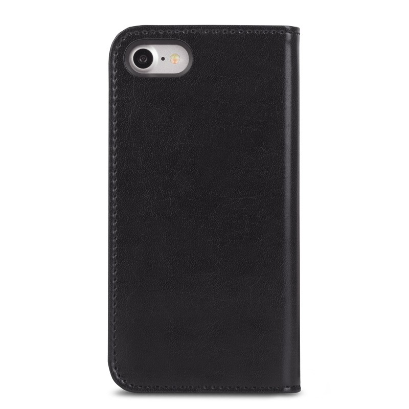 Moshi Overture Wallet iPhone 7 Charcoal Black - 4