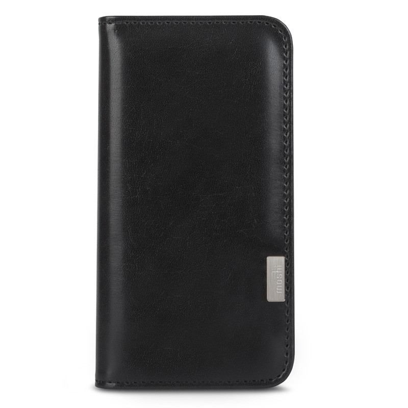Moshi Overture Wallet iPhone 7 Plus Charcoal Black - 1