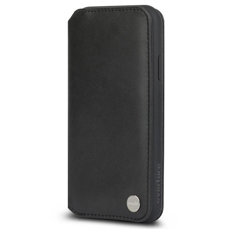 Moshi Overture Wallet Hoes iPhone XR Zwart 02
