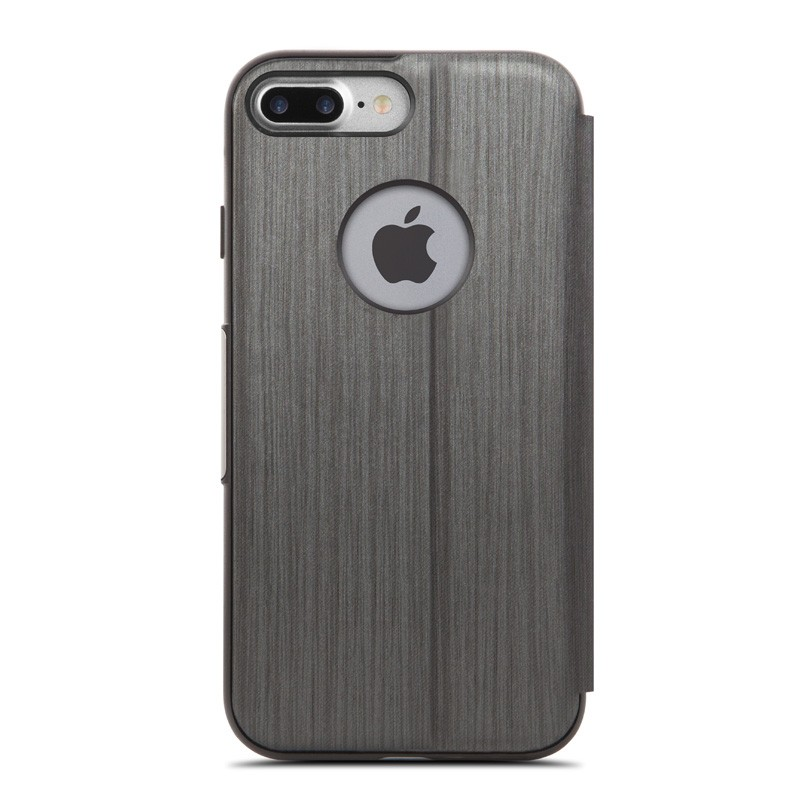 Moshi SenseCover iPhone 7 Plus Charcoal Black  - 4