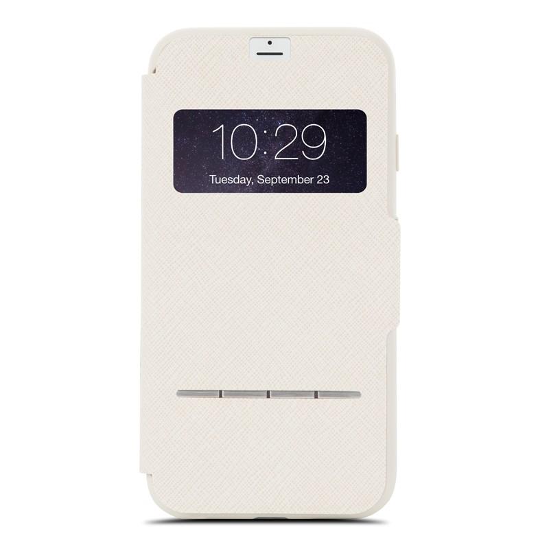 Moshi SenseCover iPhone 7 Plus Stone White  - 1