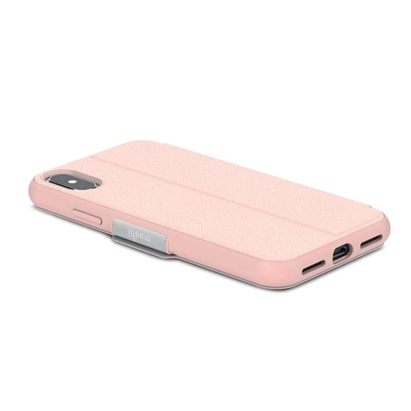 Moshi - SenseCover iPhone X/Xs Luna Pink - 5