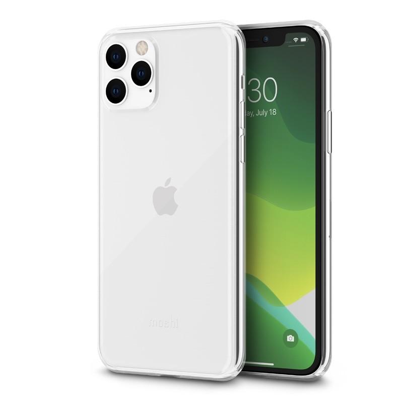 Moshi SuperSkin iPhone 11 Pro Hoesje Matte Clear - 1