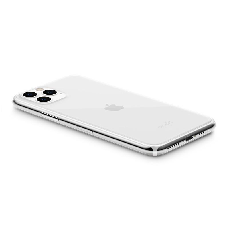Moshi SuperSkin iPhone 11 Pro Hoesje Matte Clear - 2