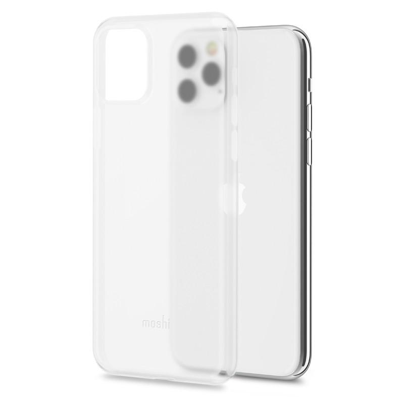 Moshi SuperSkin iPhone 11 Pro Hoesje Matte Clear - 5