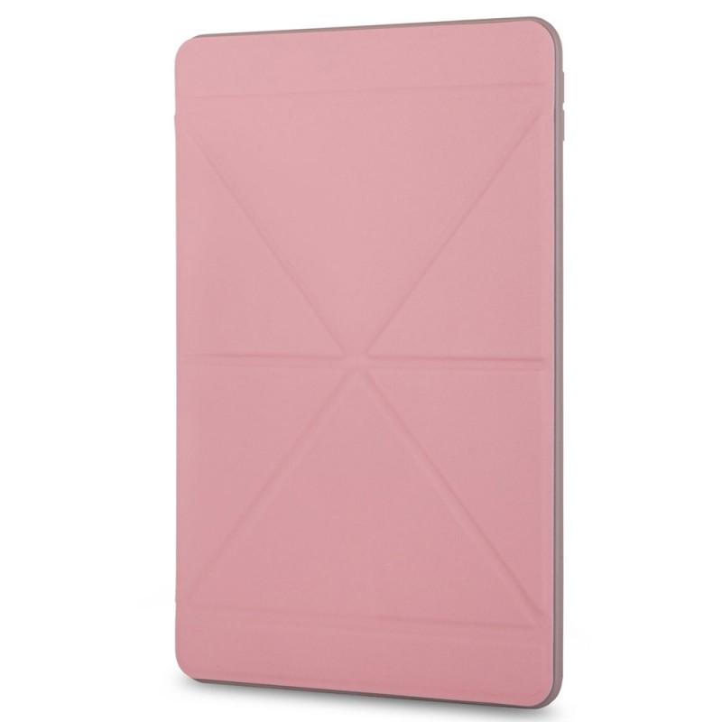 Moshi VersaCover iPad Air 10.5 (2019), iPad Pro 10.5 inch Roze Transparant 02