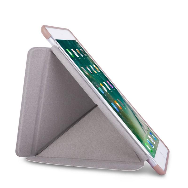 Moshi VersaCover iPad Air 10.5 (2019), iPad Pro 10.5 inch Roze Transparant 05