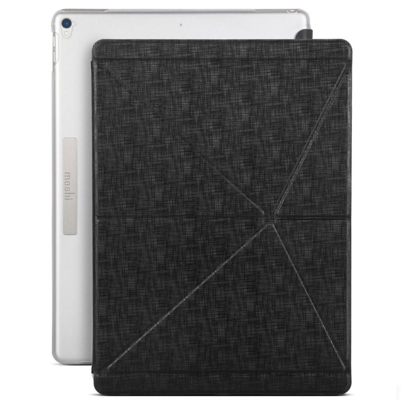 Moshi VersaCover iPad Pro 12,9 inch Zwart Transparant 01