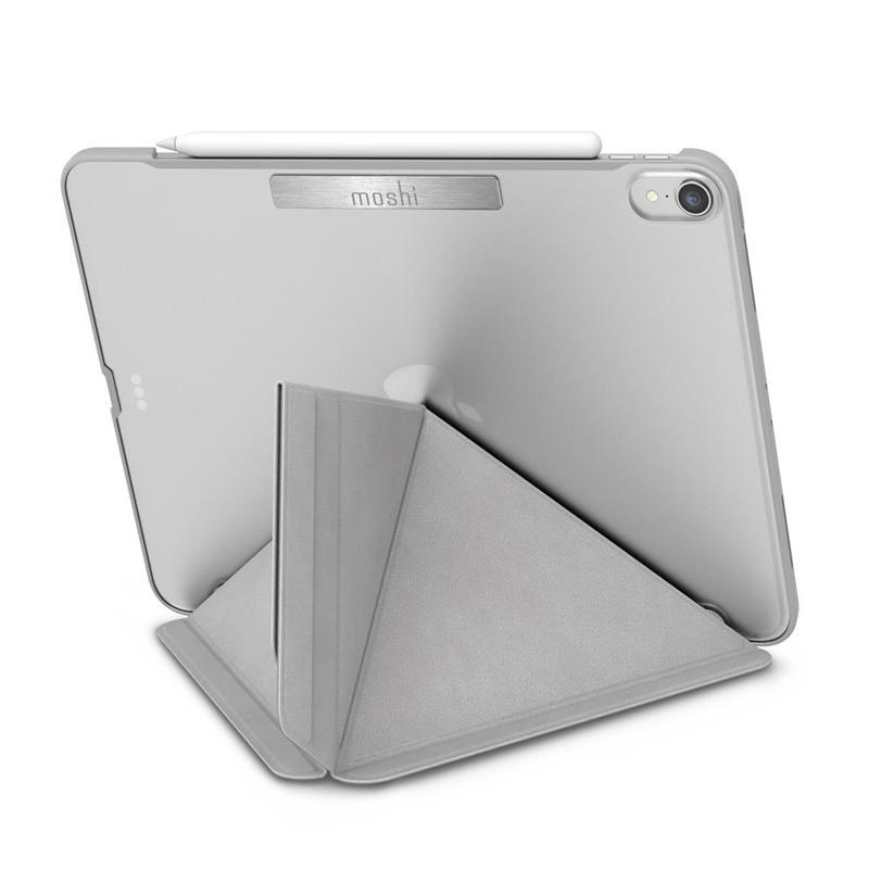 Moshi VersaCover iPad Pro 11 inch Grijs - 4