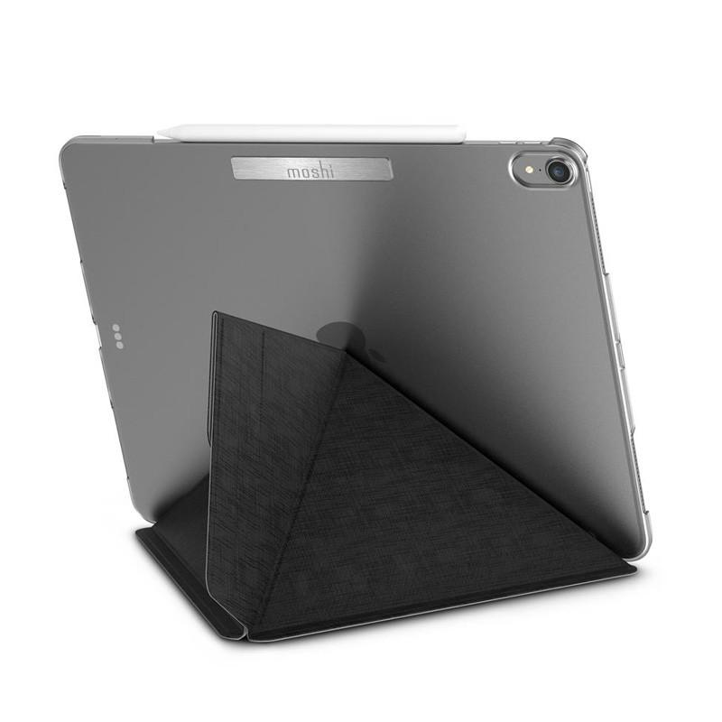 Moshi VersaCover iPad Pro 12.9 inch (2018) Zwart - 4