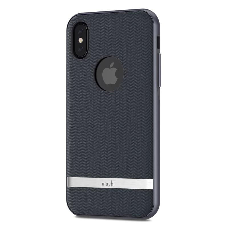 Moshi Vesta iPhone X/Xs Bahama Blue - 1