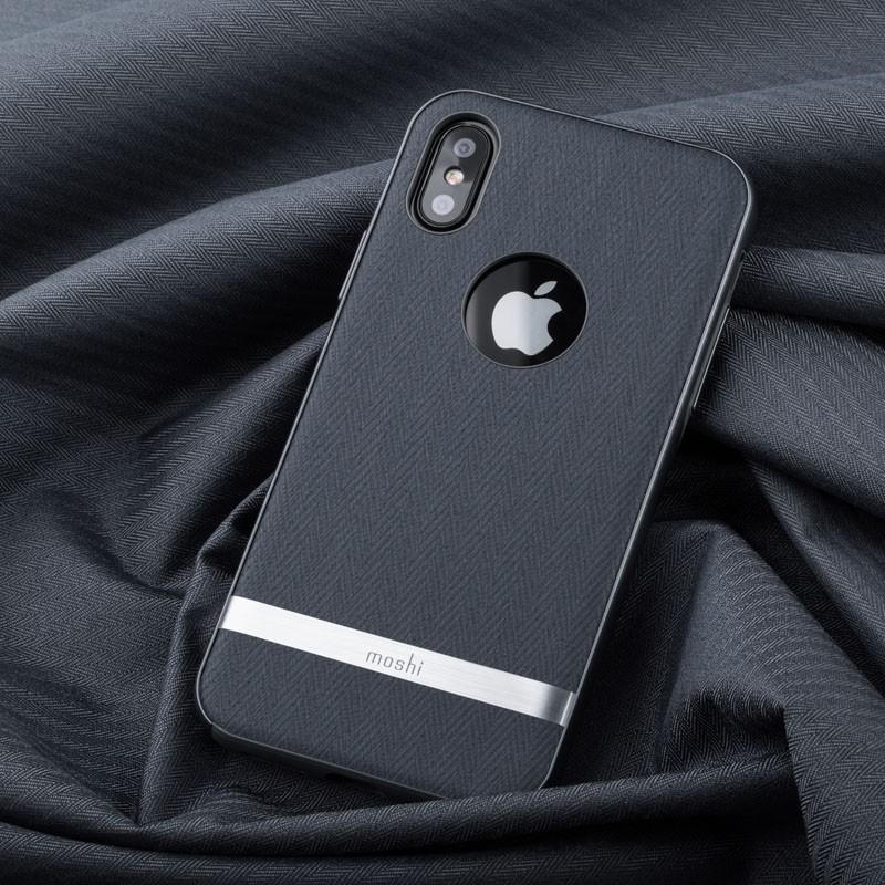Moshi Vesta iPhone X/Xs Bahama Blue - 5