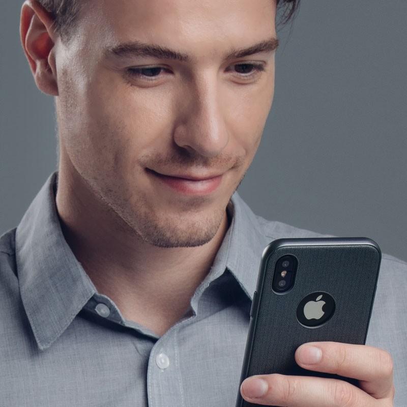 Moshi Vesta iPhone X/Xs Bahama Blue - 7