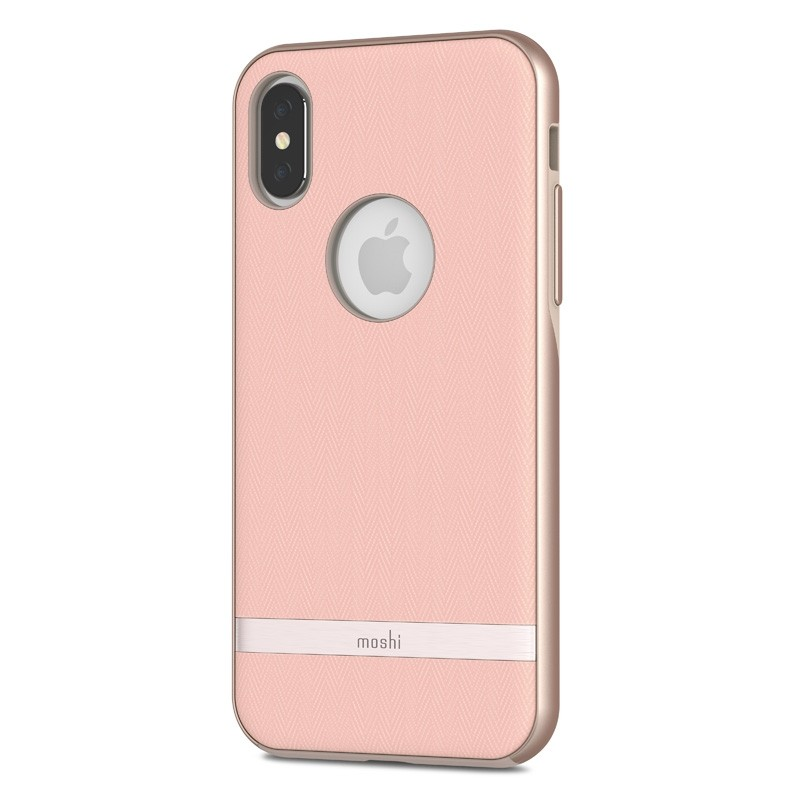 Moshi Vesta iPhone X/Xs Blossom Pink - 1