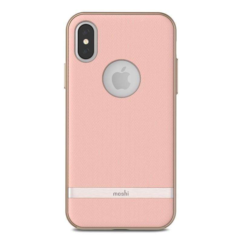 Moshi Vesta iPhone X/Xs Blossom Pink - 2
