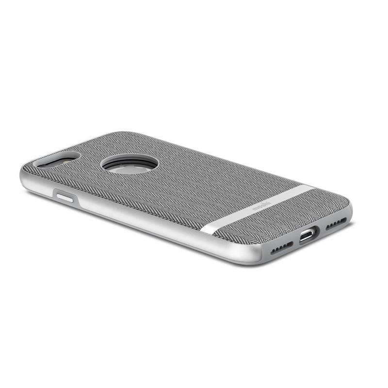 Moshi Vesta iPhone 8 Plus/7 Plus Herringbone Grey - 2