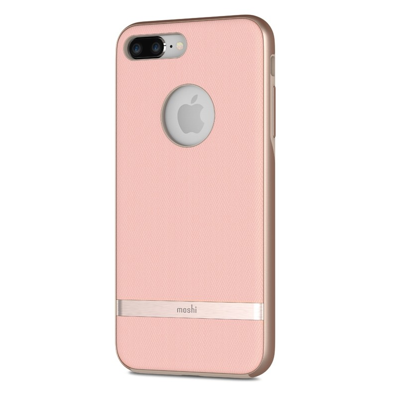 Moshi Vesta iPhone 8 Plus/7 Plus Blossom Pink - 4