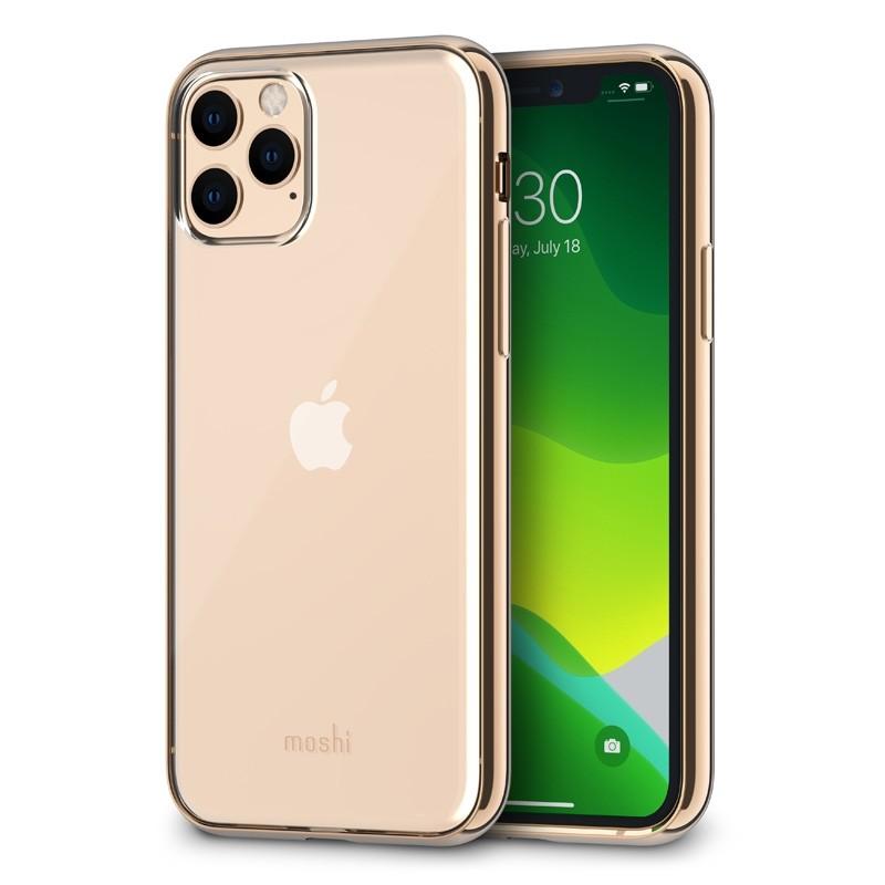 Moshi Vitros iPhone 11 Pro Hoesje Goud - 1