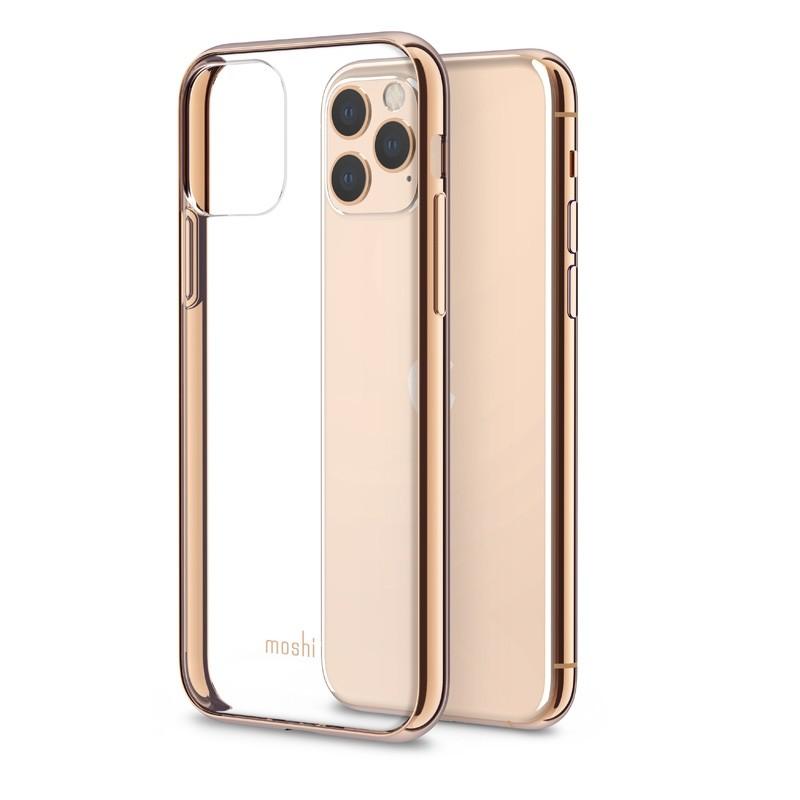 Moshi Vitros iPhone 11 Pro Hoesje Goud - 2