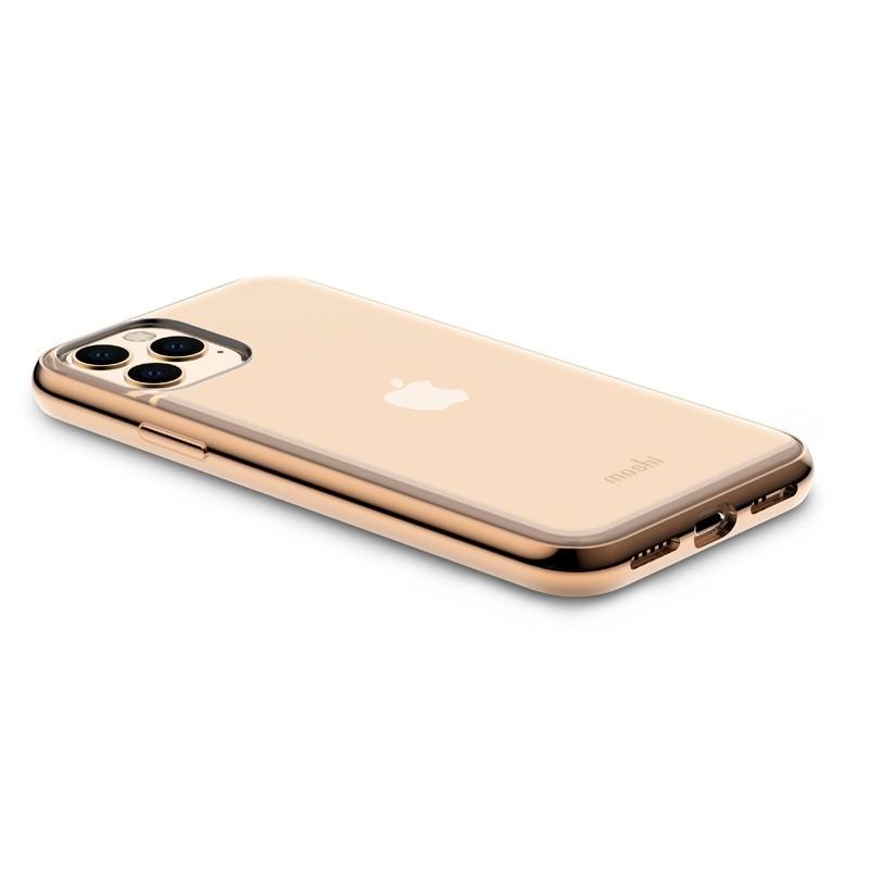Moshi Vitros iPhone 11 Pro Hoesje Goud - 4