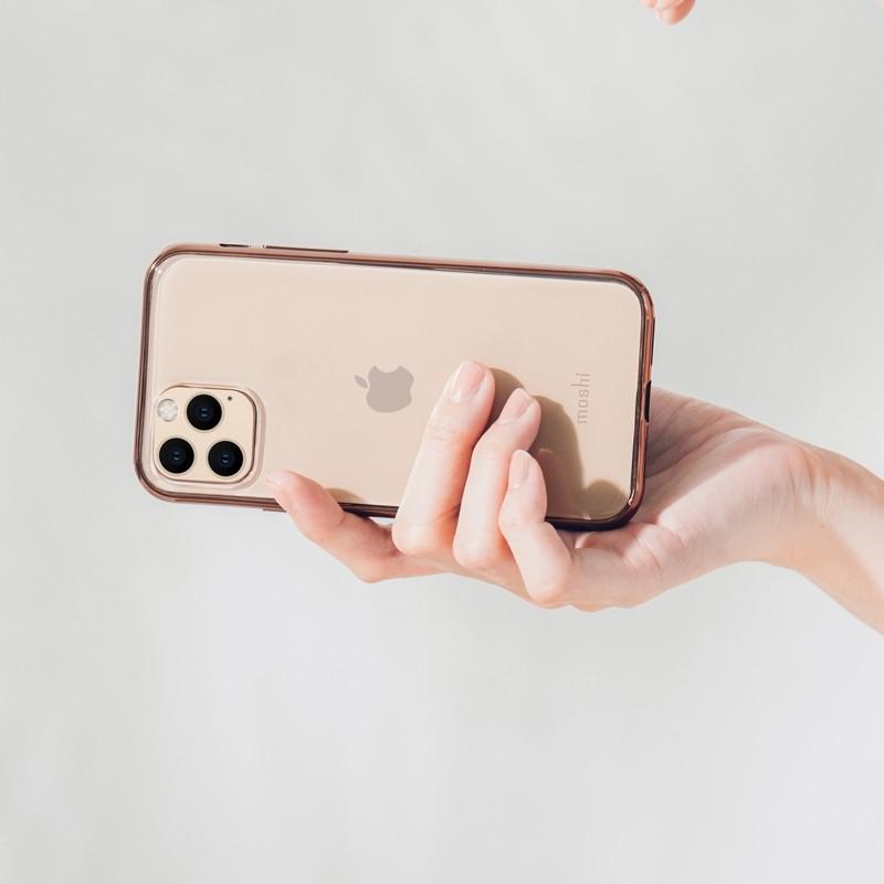Moshi Vitros iPhone 11 Pro Hoesje Goud - 5