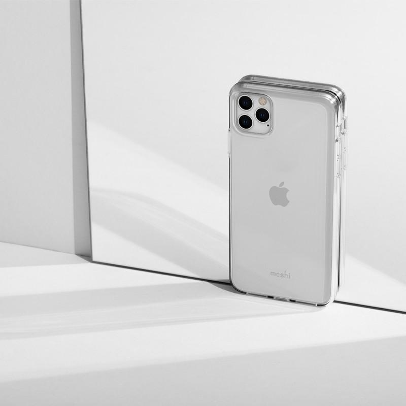 Moshi Vitros iPhone 11 Pro Hoesje Transparant - 5