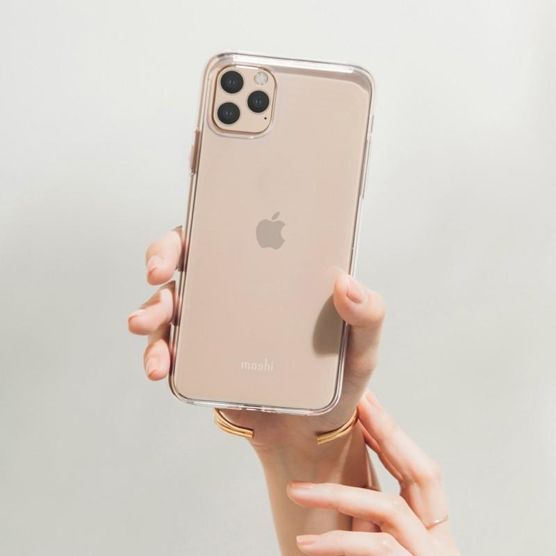 Moshi Vitros iPhone 11 Pro Hoesje Transparant - 6