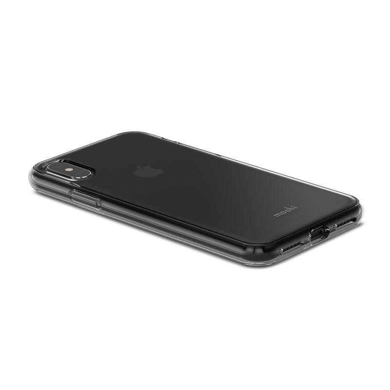Moshi Vitros iPhone X/Xs Crystal Clear - 3