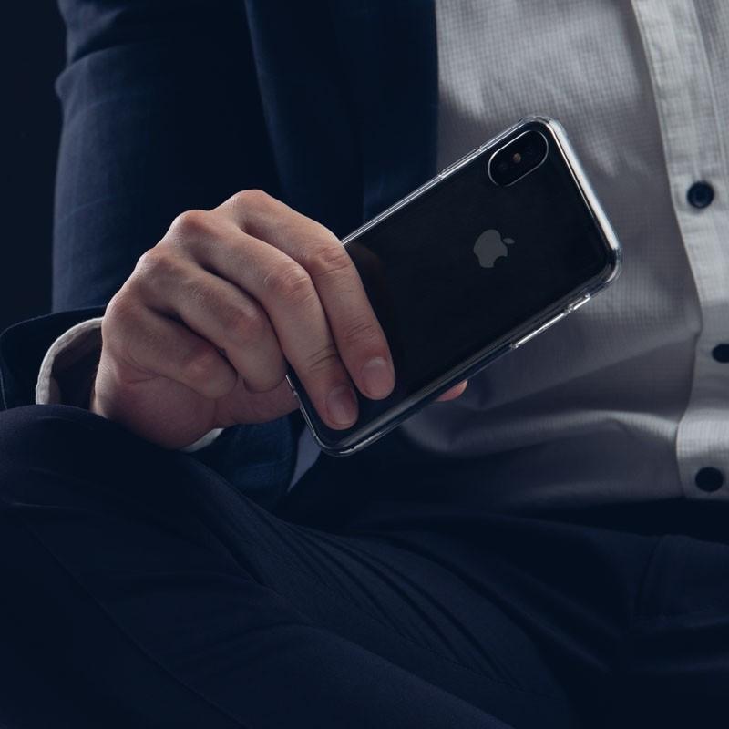 Moshi Vitros iPhone X/Xs Crystal Clear - 6