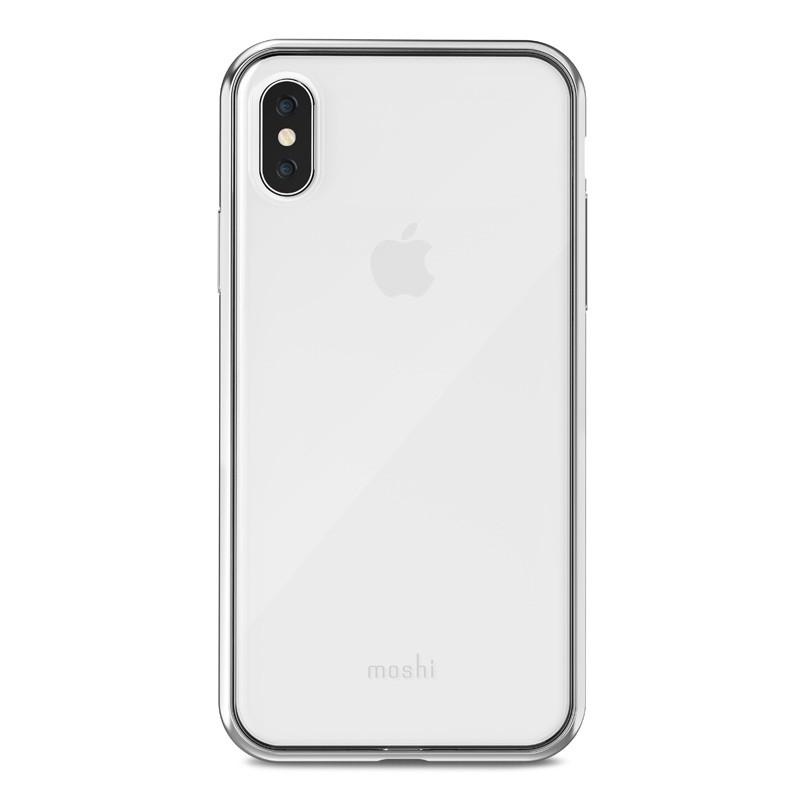 Moshi Vitros iPhone X/Xs Jet Silver - 2