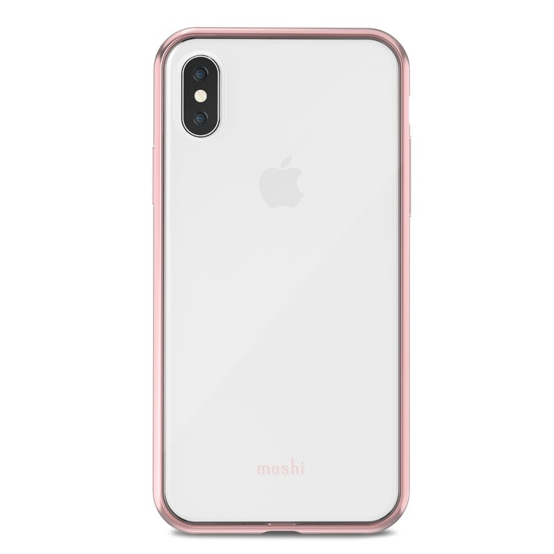 Moshi Vitros iPhone X/Xs Orchid Pink - 2