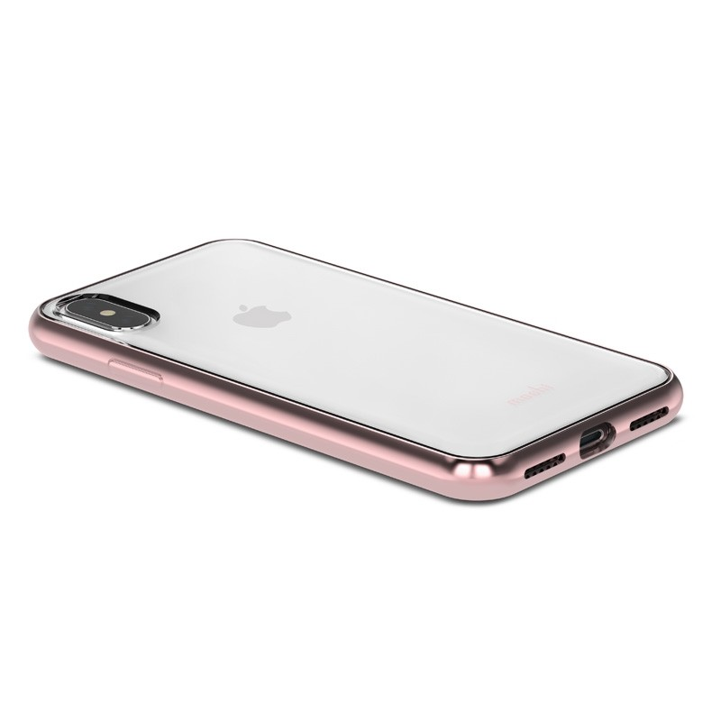 Moshi Vitros iPhone X/Xs Orchid Pink - 3
