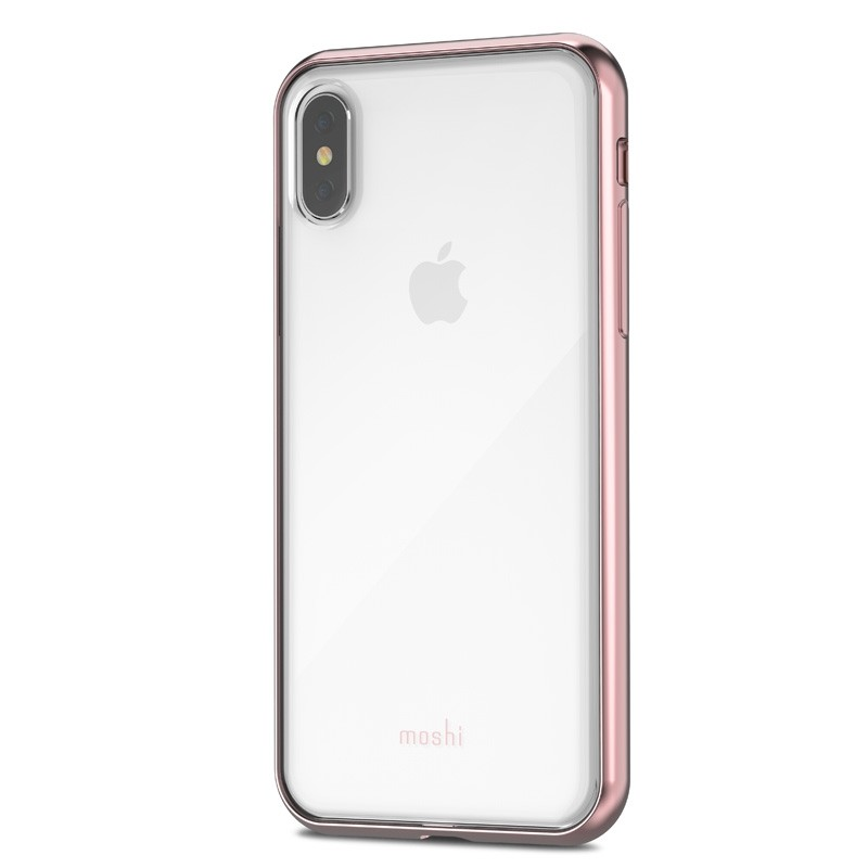 Moshi Vitros iPhone X/Xs Orchid Pink - 4