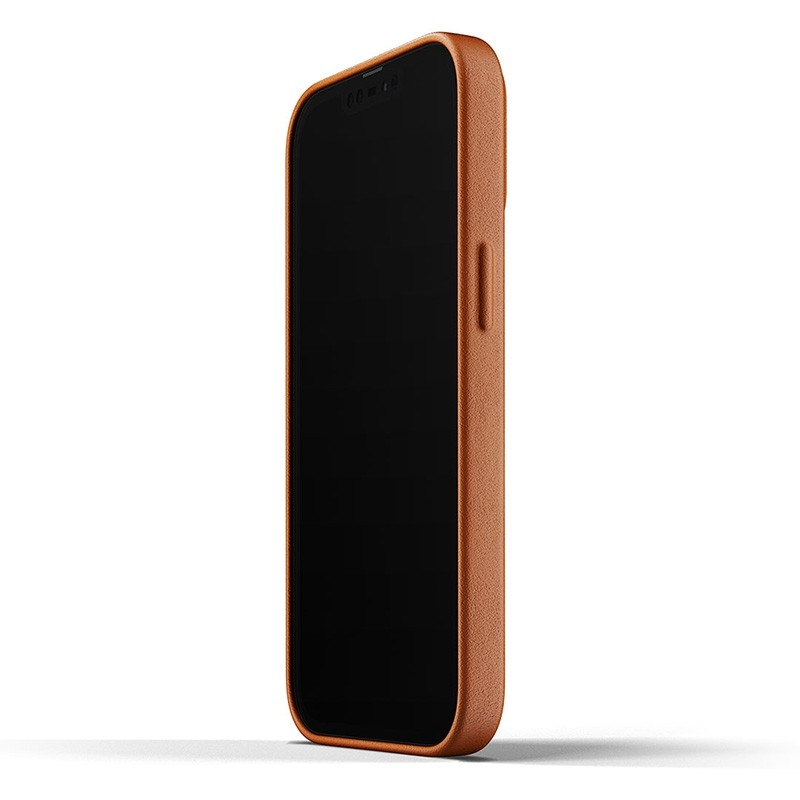 Mujjo Leather Case iPhone 13 Pro Bruin - 4