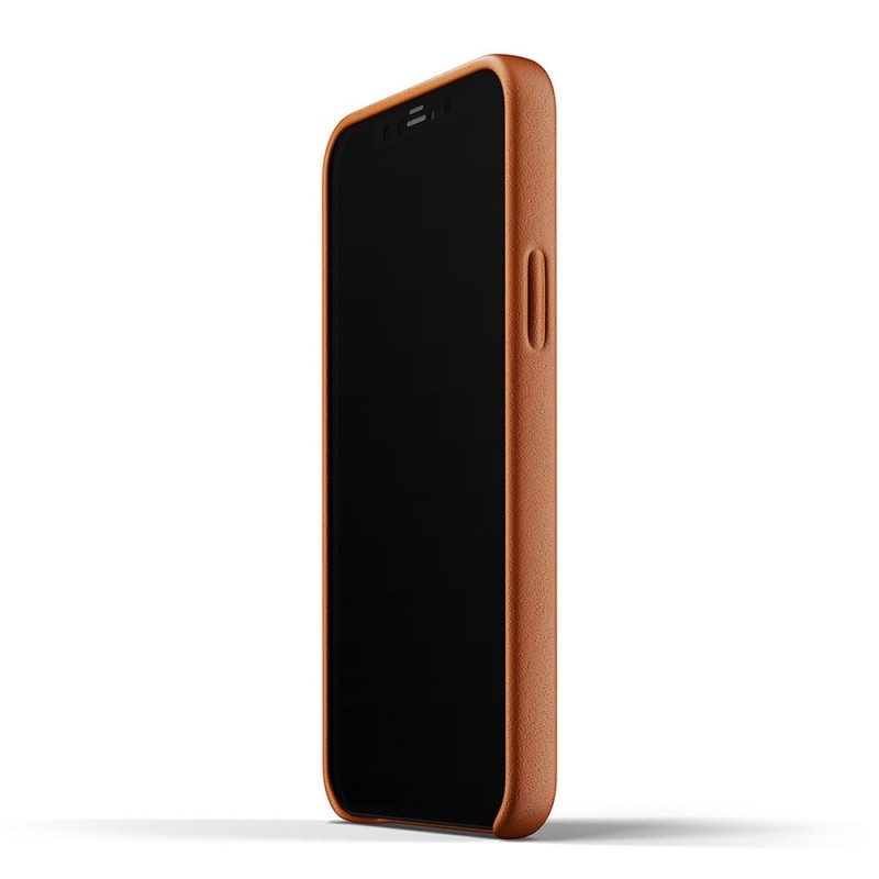 Mujjo Leather Wallet iPhone 12 / iPhone 12 Pro 6.1 Bruin - 2