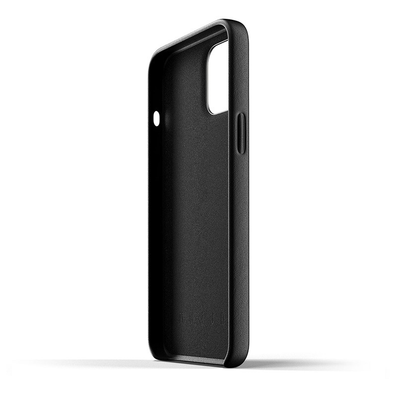 Mujjo Leather Wallet iPhone 12 Pro Max 6.7 inch Black 05