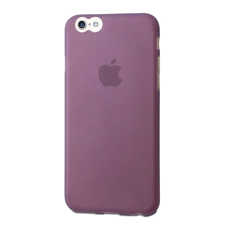 Muvit ThinGel iPhone 6 Purple - 2