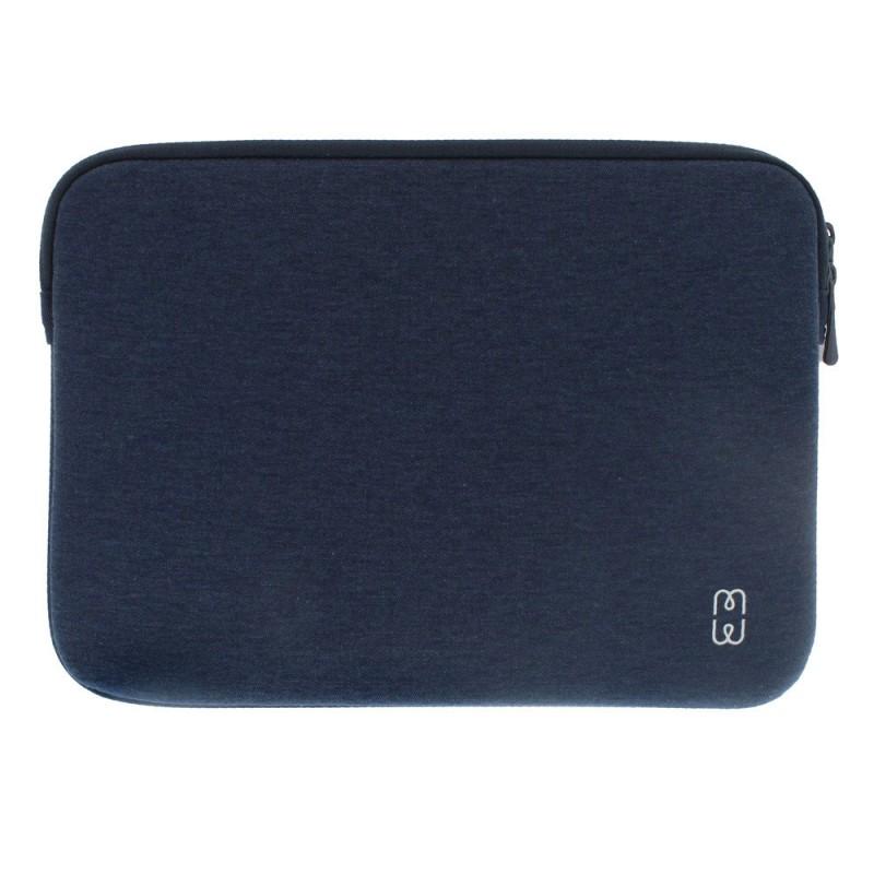 MW Sleeve voor Macbook Pro 13 inch / Macbook Air 2018 Blauw - 2