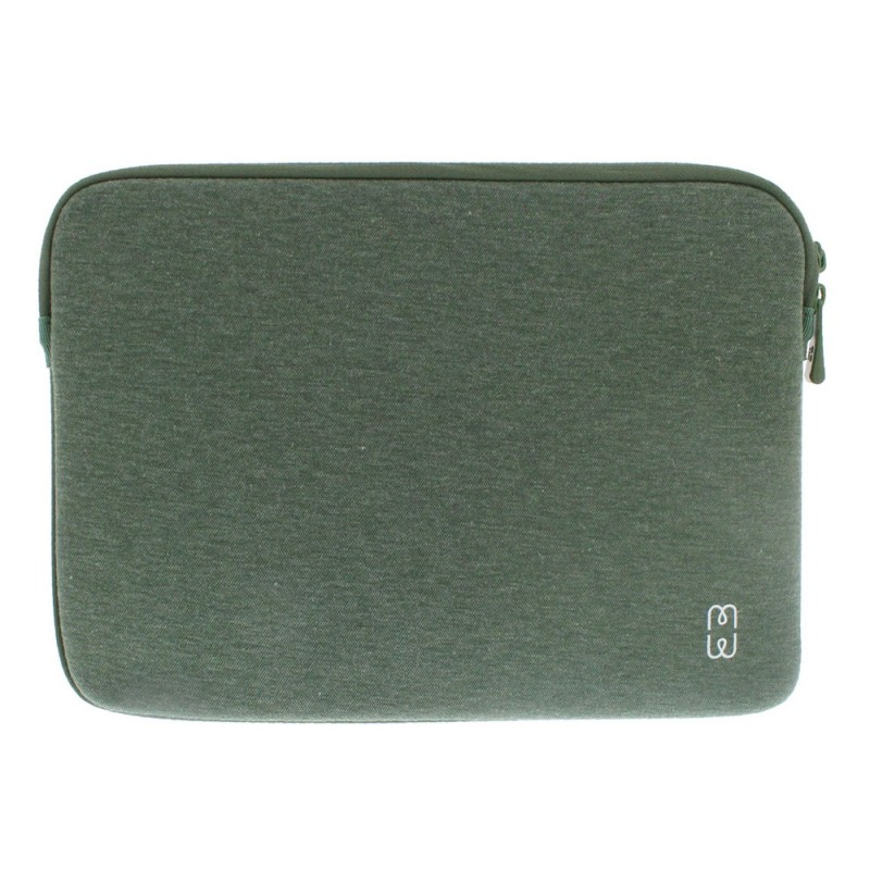 MW Sleeve voor Macbook Pro 13 inch / Macbook Air 2018 Groen - 2