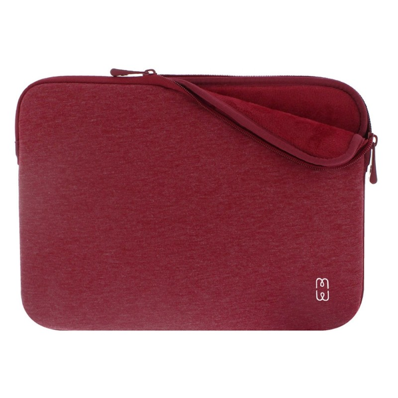 MW Sleeve voor Macbook Pro 13 inch / Macbook Air 2018 Rood - 1