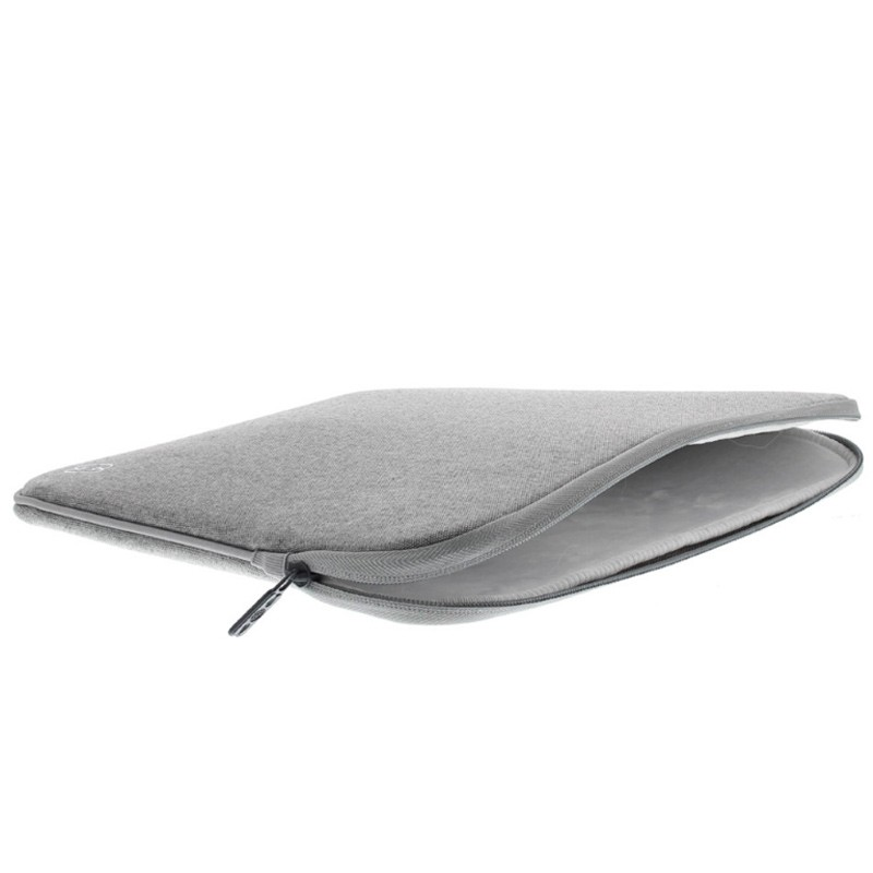 MW - MacBook Pro 13 inch / Air 2018 Sleeve Grey/White 03