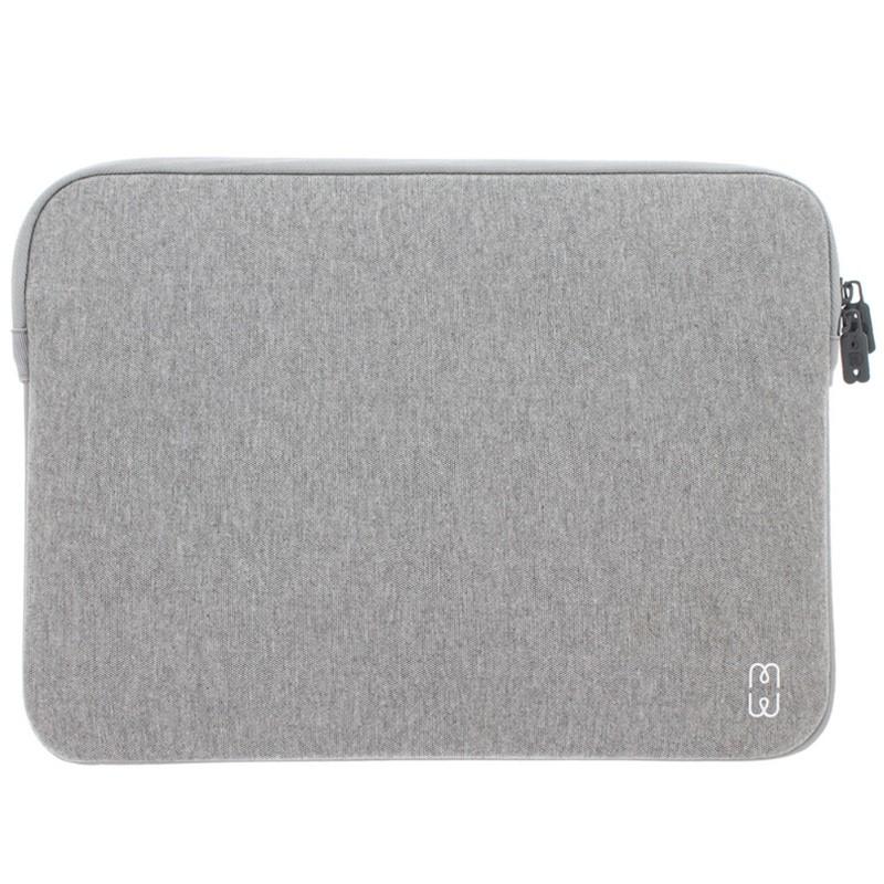 MW - MacBook Pro 15 inch 2016 Sleeve Grey/White 01