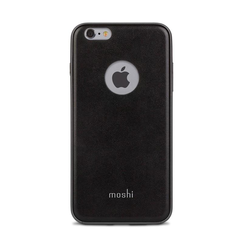 Moshi iGlaze Napa iPhone 6 Plus / 6S Plus Black - 1