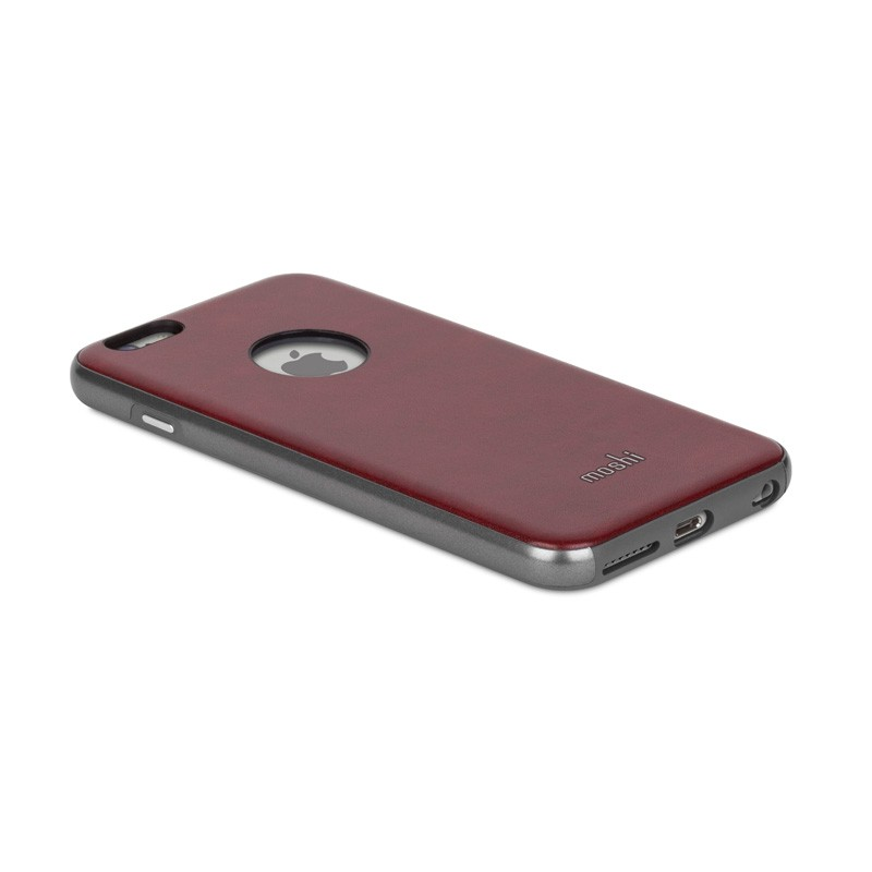 Moshi iGlaze Napa iPhone 6 Plus / 6S Plus Red - 4